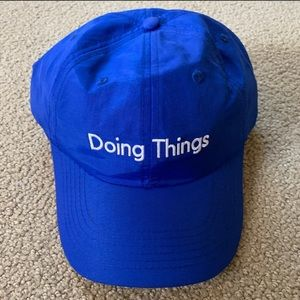 NWT Outdoor Voices Doing Things Hat